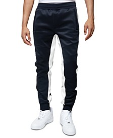 Men's Colorblocked Track Pants
