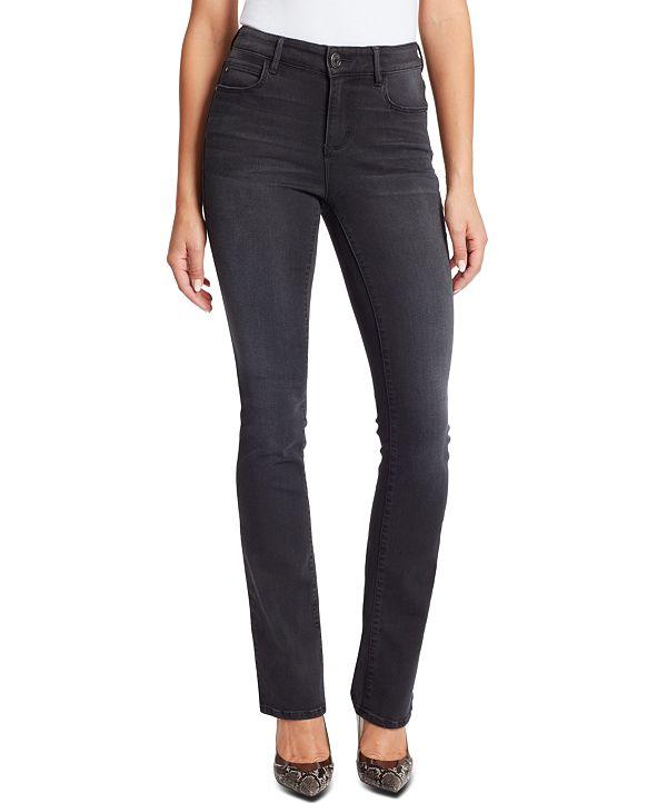 Skinnygirl Women's Bryn Micro Boot Jeans