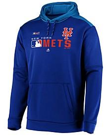 Men's New York Mets Authentic Players Hoodie
