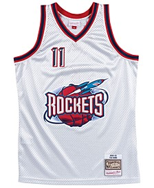 Men's Yao Ming Houston Rockets Platinum Swingman Jersey