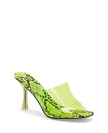 Olena Slide Dress Sandals