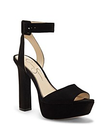 Maicie Platform Dress Sandals