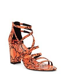 Stassey Block Heel Dress Sandals