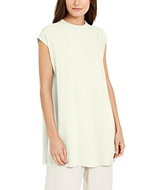 Sleeveless Funnel-Neck Tunic Top, Created For Macy's