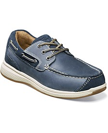 Toddler Boy Great Lakes Moc Toe Oxford Shoes