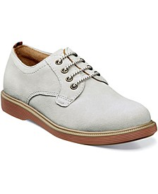 Little Boy Supacush Plain Toe Oxford Shoes