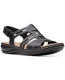 Clarks Collection Women's Leisa Janna Flat Sandals