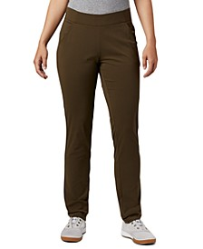 Women's Anytime Pull-On Straight Leg Pants