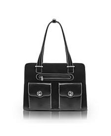 "Verona, 15"" Fly-Through Checkpoint-Friendly Ladies Laptop Briefcase"
