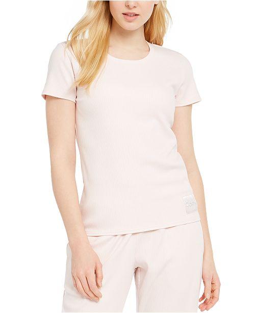 Calvin Klein Homehugger Short Sleeve Sleep T-Shirt