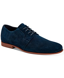 Men's Leland Silky Suede Oxfords