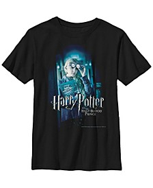 Harry Potter The Half-Blooded Prince Luna Poster Little and Big Boy Short Sleeve T-Shirt
