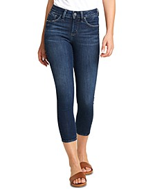 Avery Skinny Cropped Jeans