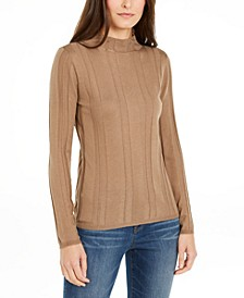 INC Solid Turtleneck Sweater, Created for Macy's