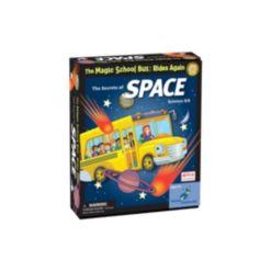 The Magic School Bus Secrets of Space