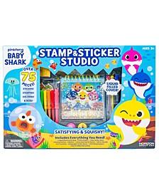 Stamp N Sticker