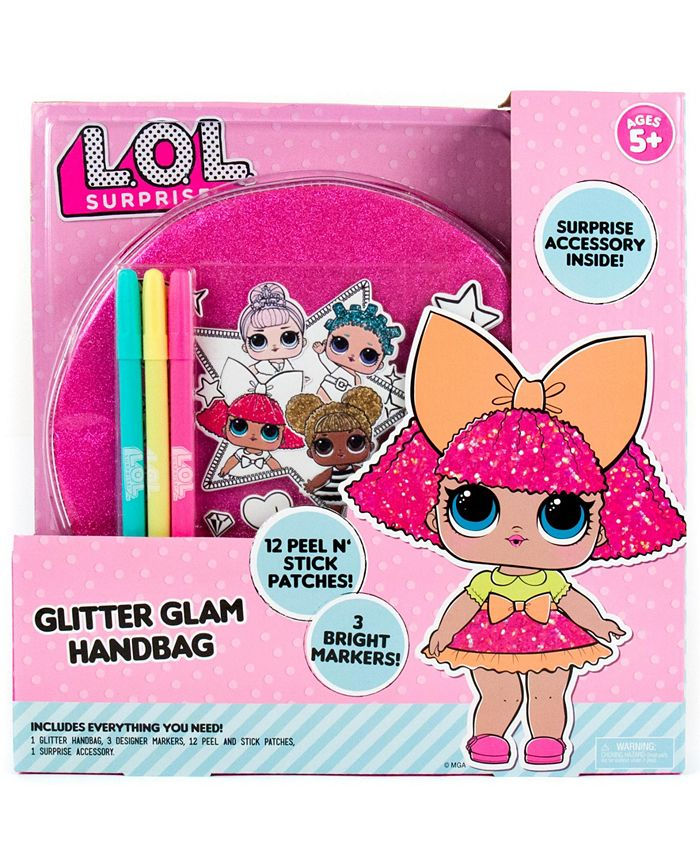 LOL Surprise! - Glitter Glam Handbag