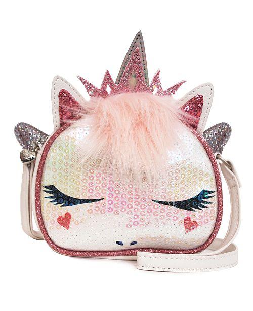 OMG! Accessories Sequin Fairy Queen Gwen Crossbody