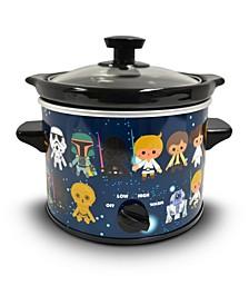 Star Wars 2 Quart Slow Cooker