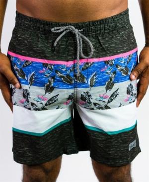 Men's Beach Swim Pocketed Board Short
