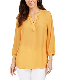 Split-Neck Tunic, Created For Macy's