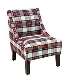 Glendale Swoop Arm Chair
