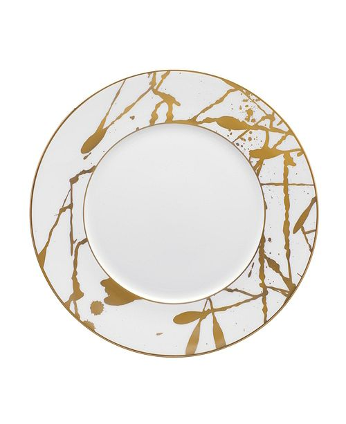 Noritake Raptures Gold Salad Plate