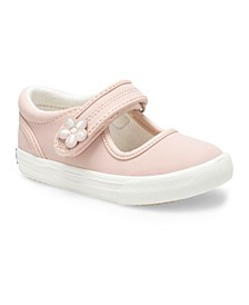 Infant, Toddler and Little Girl Ella Mary Jane Sneaker