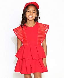 Little and Big Girls The Rouge Dress