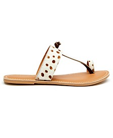 Coconuts By Matisse Offshore Toe Loop Flat