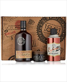 3-Pc. Deluxe Gift Set For All His Grooming Needs