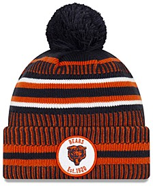 Boys' Chicago Bears Home Sport Knit Hat
