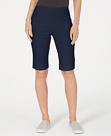 Pull-On Bermuda Shorts, Created for Macy's