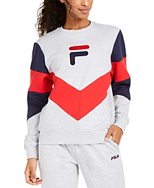 Saylor Colorblocked Sweatshirt