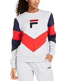 Saylor Colorblocked Sweatshirt