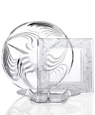 Block by Mikasa Serveware, Platter Collection