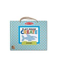 Play, Draw, Create - Ocean