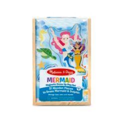 Melissa and Doug Mermaid Magnetic Dress-Up Play Set