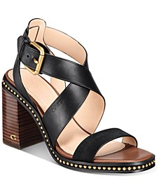 Women's Mandy Leather Sandals
