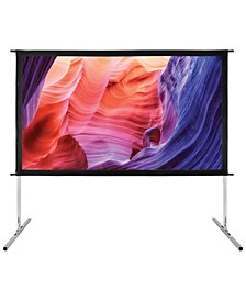 "70"" Indoor/Outdoor Projection Screen, PJS709"