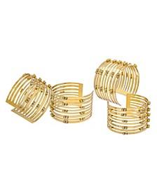 Bracelet Napkin Rings - Set of 4