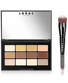 PRO Conceal/Contour Palette & Brush