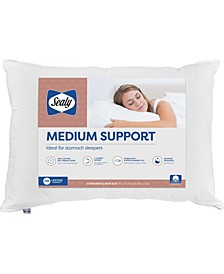 PRICEBREAK!Medium Support Pillow for Stomach Sleepers