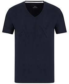Men's Slim-Fit V-Neck T-Shirt