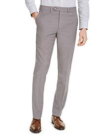 Men's Skinny-Fit Infinite Stretch Neat Dress Pants