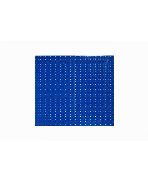 Triton Products Locboard 2 18 Gauge Steel Square Hole Pegboards