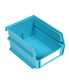 Locbin Stacking, Hanging, Interlocking Polypropylene Bin