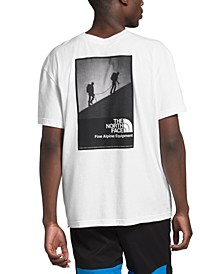 Men's Modern Ledge Alpine Logo T-Shirt