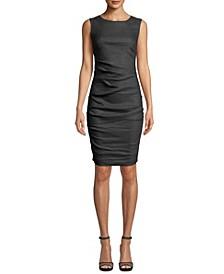 Lauren Ruched Bodycon Dress
