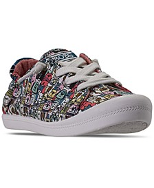 Women's Bobs for Dogs and Cats Beach Bingo Rovers Rally Casual Sneakers from Finish Line